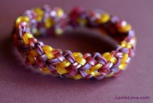 Rainbow Loom / DIY Craft / by Sandra Penner