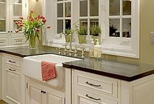 HOME | kitchen  / by Melissa Small