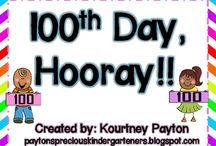 100th Day of School / by Janice Wickery