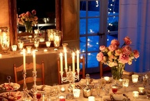 Dining Rooms / Treat your family like guests and your guests like family! / by Merisa Eavenson
