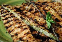 zucchine grigliate con panatura sfiziosa