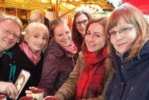 Leipzig Christmas Market / Impressions of the Leipzig Christmas Market