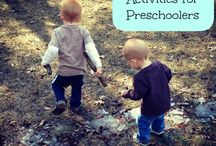 Preschool / by Melody Loewen