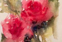 květina v umění