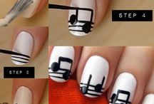 Nail fun! / by Christy Cullison