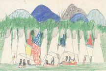 Kiowa Indians / St Aug