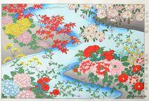Japanese paper art / Japansk papirkunst