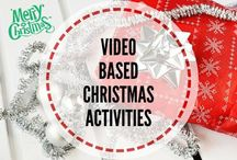 Christmas Lessons / Christmas ESL activities