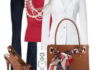 Cute Outfits / by Heather Wheatley