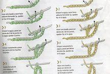 wzory na szydełku