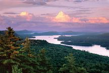 Adirondacks / The Adirondacks are just beautiful. Come see for yourself. :)