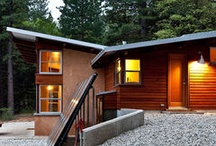 Modern home for Browns