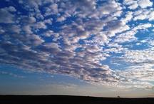 Chmury...