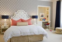 girls rooms / by Celeste