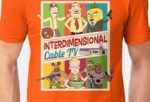 Rick and Morty T Shirts
