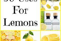 All About Citrus / Orange, Lemon and Lime