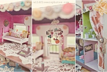 Crafty- DollHouse Cuteness  / by Kat Pasco