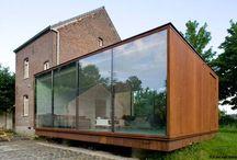 modern garden workshop