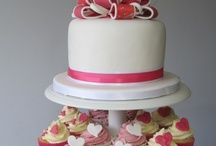 Weddingcake Cupcake