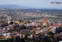 Panoramicas: Ciudades de México / Panorámicas de Ciudades de México