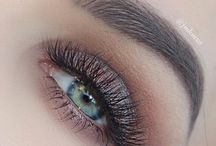 Нейтральные глаза