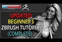 zbrush tutorials:)