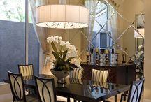 Dining room / by Vicki Gade