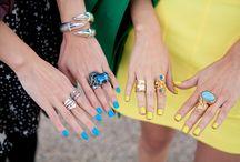 Nails / by Carolina Plancarte