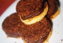 paleo kókuszos kekszek