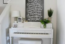 Piano Decorating Ideas