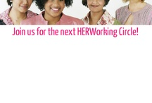 HERWorking  / by Catrice M. Jackson The BOSSLady of Branding