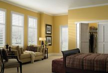 Interior California Shutters / A Maintenance Free, Timeless, & Functional Window Covering: Installed by Beingessner Home Exteriors in St. Jacobs, Ontario, Canada