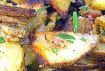 Food: Savory: Potatoes