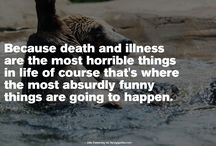 Quotes https://t.co/JKyEieWScz #quotes #word #fancyquotes @fancyquotes_com Because death and illness are the most horrible thi