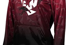 Eastern Washington University / Eastern Washington University Apparel - Fully sublimated, fashionable garments; Zip up jackets, drawstring hoodies, t-shirts, sports bra's, leggings, shorts, custom socks, and more! Find spirit, comfort, and style all in one - Made by Sportswearunlimited.com