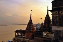 """144. IS26UP: Varanasi / Banares or Kashi, is one of the seven Holy Cities, one of the 12 Jyotir linga sites and on of the Shakti pita sites. Originally known as Avimukta and all others mentioned, meaning """"where the supreme light shines"""""""