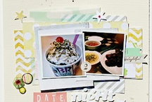 Amazing layouts and mini's / by Lisa Day