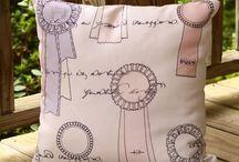 Equestrain Decor / fabric