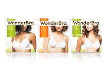 Wonderbra / Wonderbra. Designed by Pigeon Brand Design.