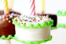 Cake Pop Brownies