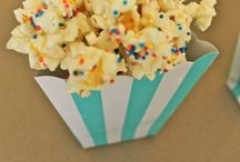 pop corn bar
