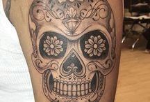 Tattoos Sugarskull