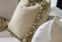 Decorative Trimmings / Pom Pom Trims - Pillows
