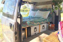 Camp Van