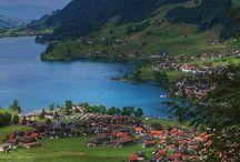 Cestovanie Švajčiarsko