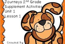 2nd grade ROCKS! / by Kerri Worthington