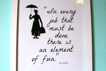Quotes for Playroom / Decorate the walls of your playroom with these fun and kid-friendly quotes / by Jen @ TheSuburbanMom.com