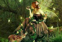 Fairies etc..... / by Brenda Johnson