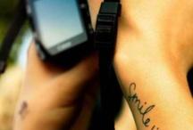 Tattoos / by Nella