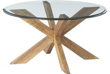 Tables / by Roxane (Lamb) Jones